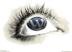 Pupila wordpress
