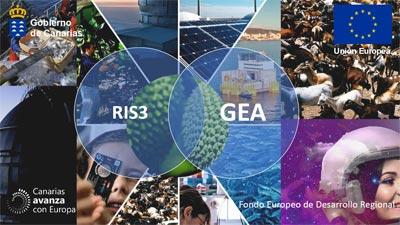 Primera reunión GEA - ACIISI - RIS3 de Canarias en el ámbito marítimo-marino