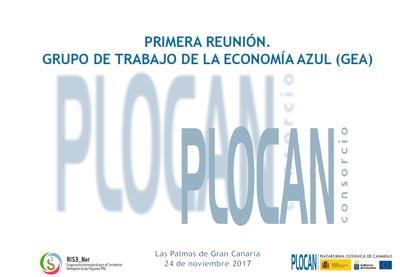 Primera reunión GEA - PLOCAN - Asuntos de interés