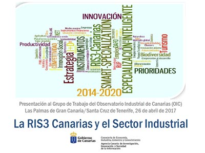 La RIS3 de Canarias y el Sector Industrial