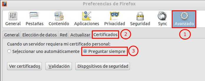 CAS - Firefox