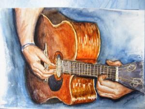 guitariste(momo)