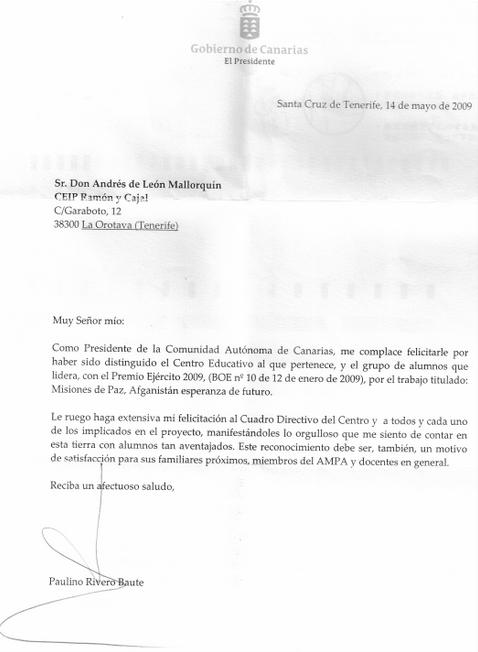 felicitación_presidente_gobierno