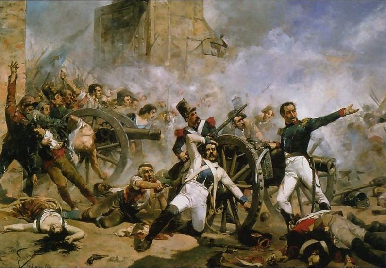 defensa_del_parque_de_artillería_1808