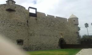 castillo La Luz