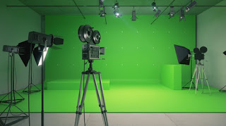 Realizar un montaje de vídeo digital usando la técnica de chroma key