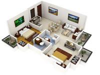Instalación en viviendas y diseño 2D y 3D