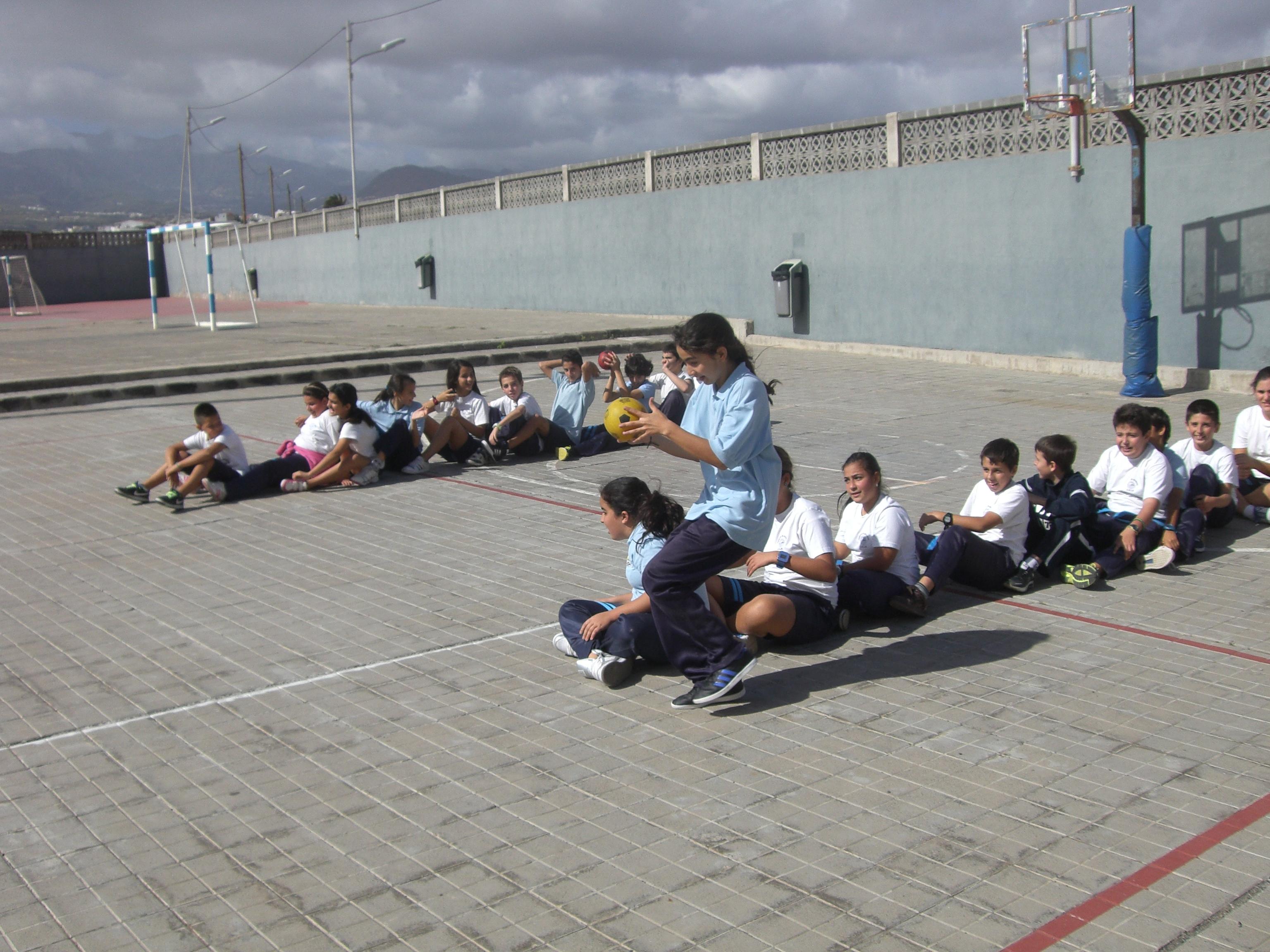Juegos Cooperativos La Educacion Fisica A Traves Del Juego