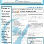 BOLETÍN CIRCULAR INFORMATIVA  DE INICIO DE CURSOPARA PROFESORADO Y FAMILIAS