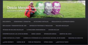 blog genética