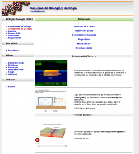 recursos biología y geología