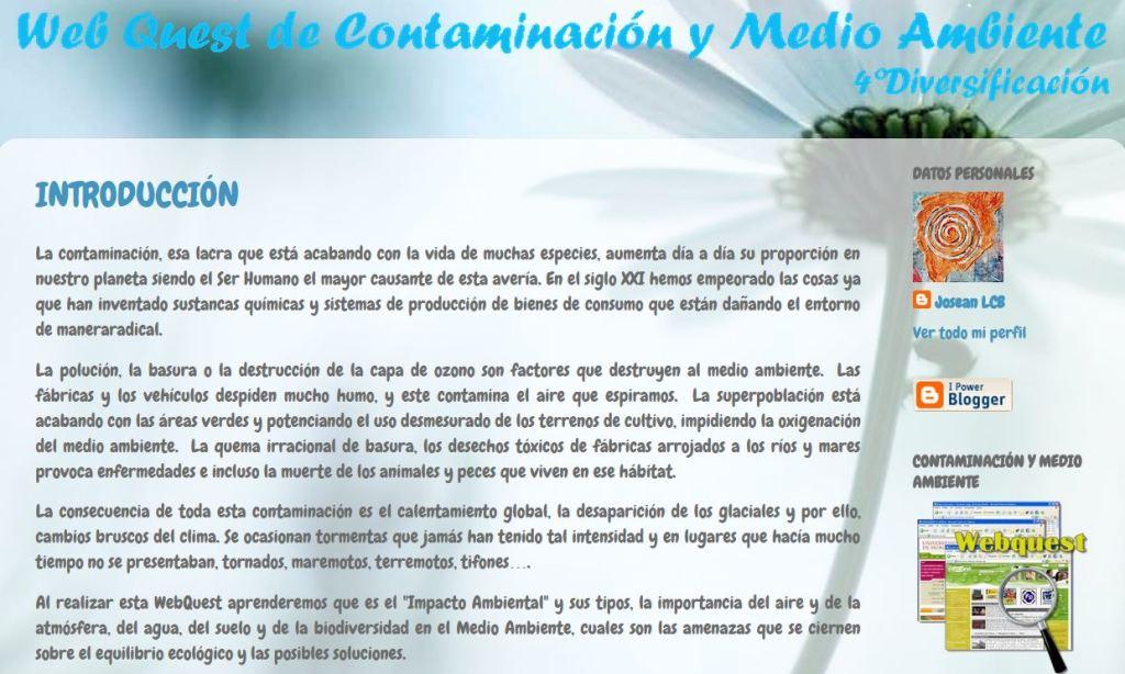wq Contaminación y Medio Ambiente