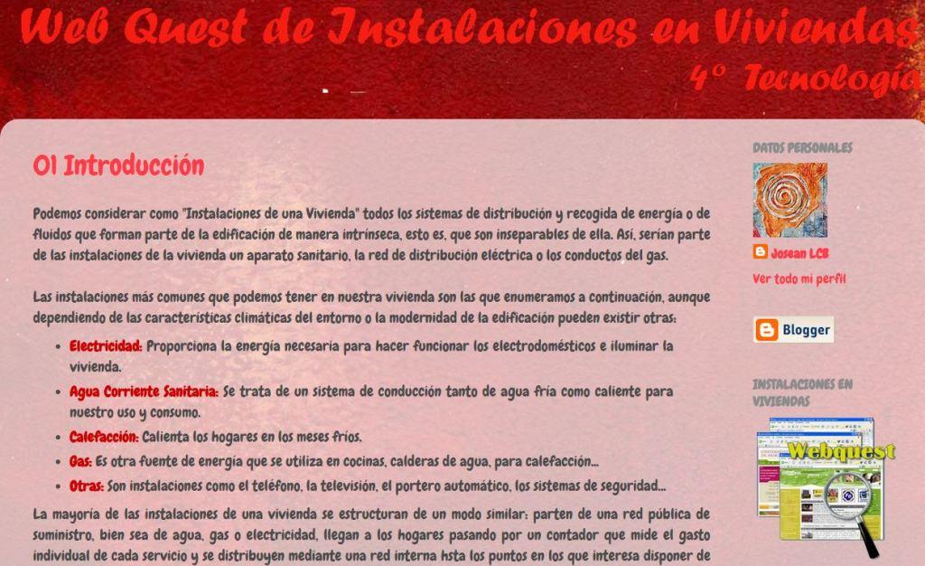 wq Instalaciones en Viviendas