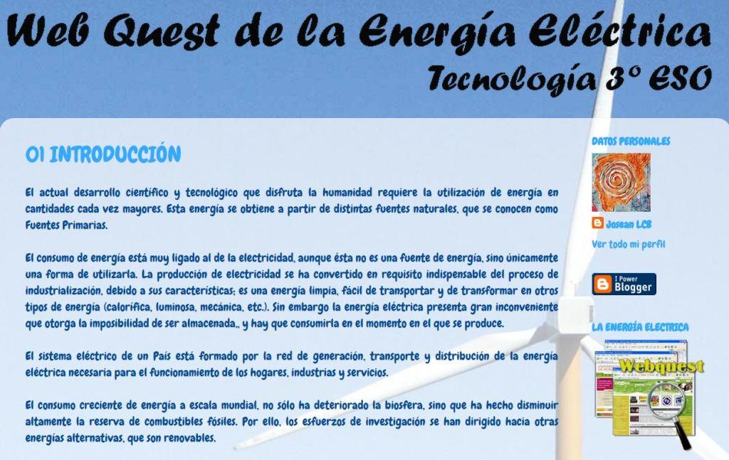 wq La Energía Eléctrica