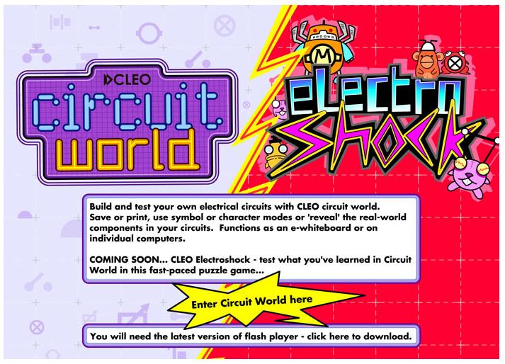 Cleo resource_ CLEO Circuit World