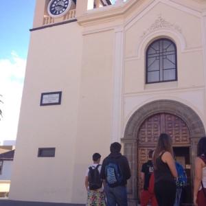 Visita a La Orotava 4 ESO 1