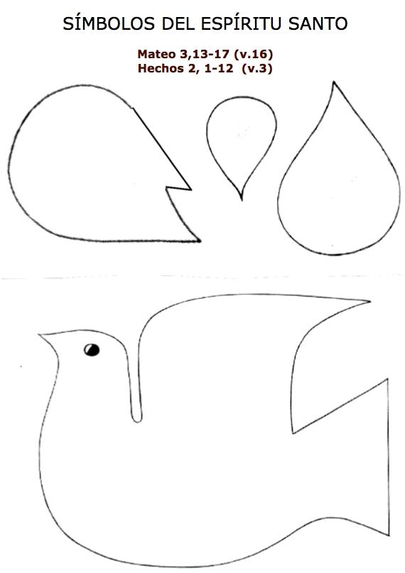 Símbolos Espíritu Santo