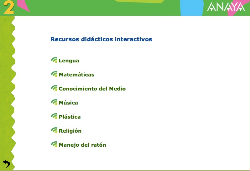 recursos 2 primaria