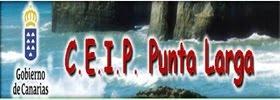 Web CEIP Punta Larga