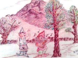 Tanausú, el enano danzarín 002