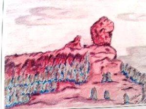 Tanausú y el hechizo de Roque Nublo 003