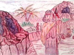 Tanausú y el hechizo de Roque Nublo 005