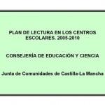 Plan Lector de Castilla-La Mancha