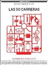 RANKING 50 CARRERAS 2016 – 2017 EL MUNDO