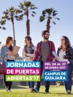 Jornadas de Puertas Abiertas ULL 2017