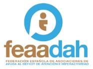 Federación Asociaciones TDAH