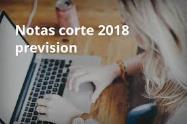 NOTAS CORTE Y PONDERACIONES CANARIAS 2018 2019