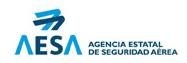 AESA Agencia Estatal de Seguridad Aérea