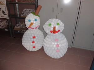 Muñeco De Nieve Mariajesustecno
