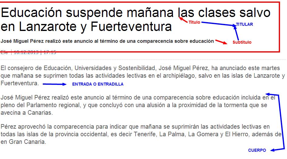 Educación suspende mañana las clases salvo en Lanzarote y Fuerteventura   La Provincia   Diario de Las Palmas