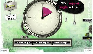 activity angles