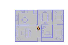 area y perimetro casa