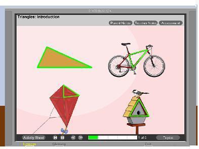 leccion triangulo