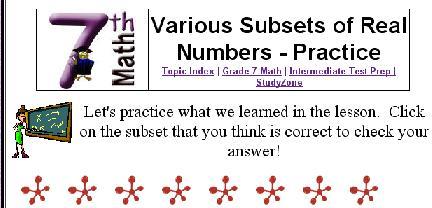 test de numeros1
