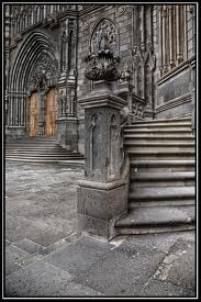 Escalinatas Iglesia de Arucas