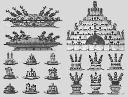 Creaciones siglos XVIII-XIV