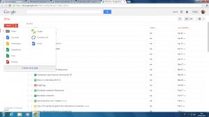captura Google Drive conectar aplicaciones