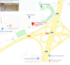 Localización IES