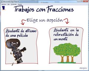 FraccionesT