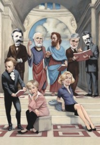 los filosofos