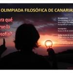 CARTEL_I_Olimpiada_Filosofica_Canarias
