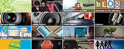 Proyecto Talleres TIC durante el curso 2015-2016 en Lanzarote