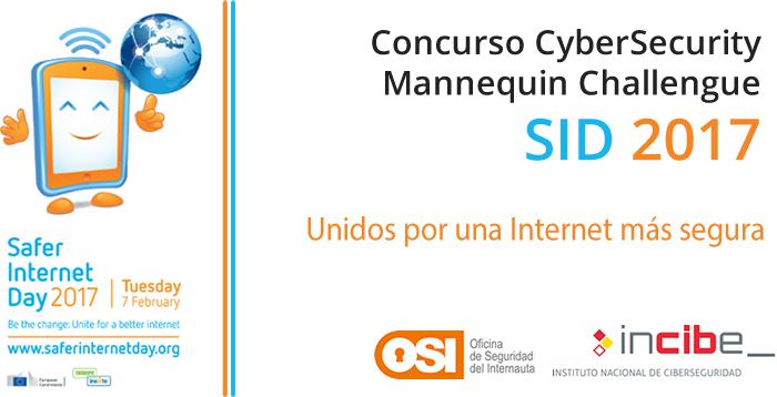 'CiberSecurity Mannequin Challenge. Unidos por una Internet más segura'