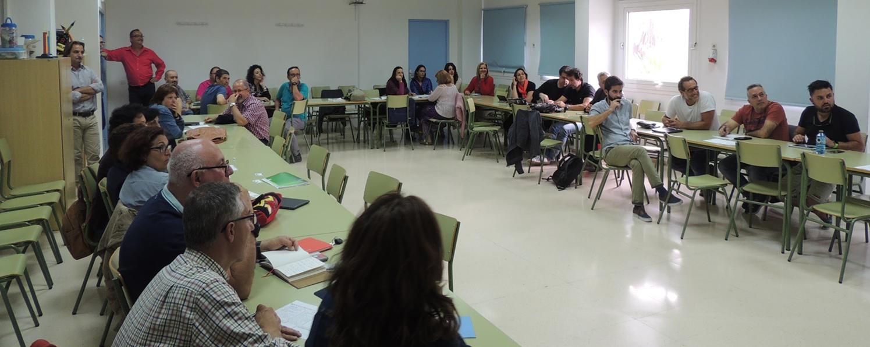 Sexta reunión de coordinación entre coordinadores y coordinadoras TIC