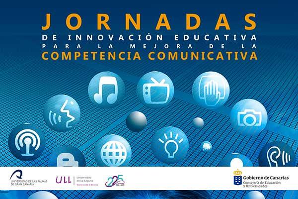 I Jornadas de Innovación Educativa para la mejora de la Competencia Comunicativa