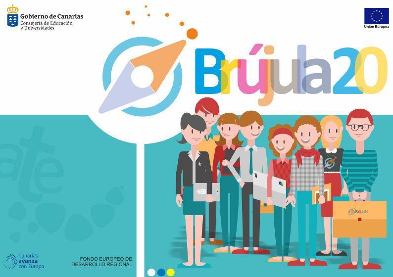 Publicación de las Programaciones didácticas del Programa Brújula20